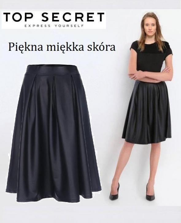 Spódnice Nowa rozkloszowana Top Secret