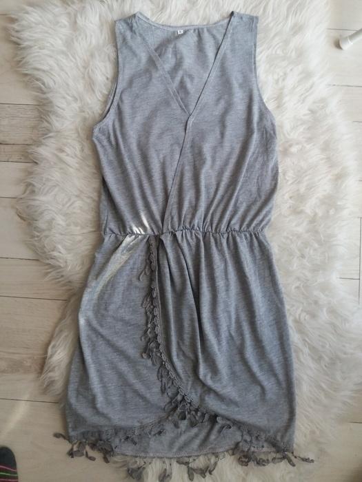 sukienka kopertowa boho