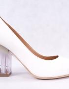 Buty Ryłko białe 37