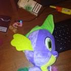 Maskotka My little pony smok Spike spajk TANIO