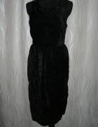 Sukienka welurowa SPARKLE & FADE r M