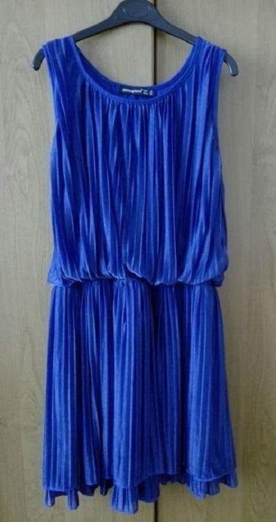 Sukienka chabrowa Atmosphere...