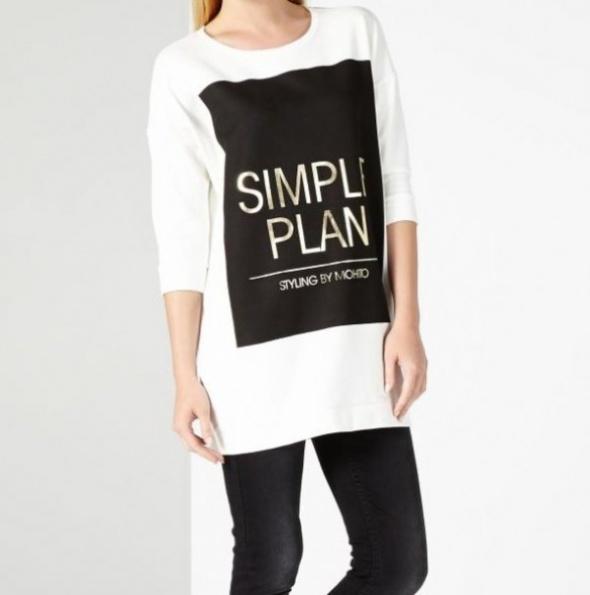 Bluza mohito simple plan...