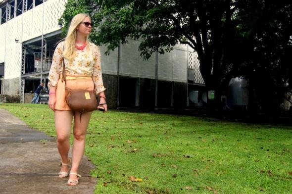 Blogerek Brzoskwiniowo