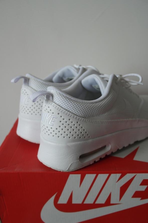 specjalne wyprzedaże świetne okazje 2017 o rozsądnej cenie Nike Air Max thea białe damskie oryginalne r 41 w Sportowe ...
