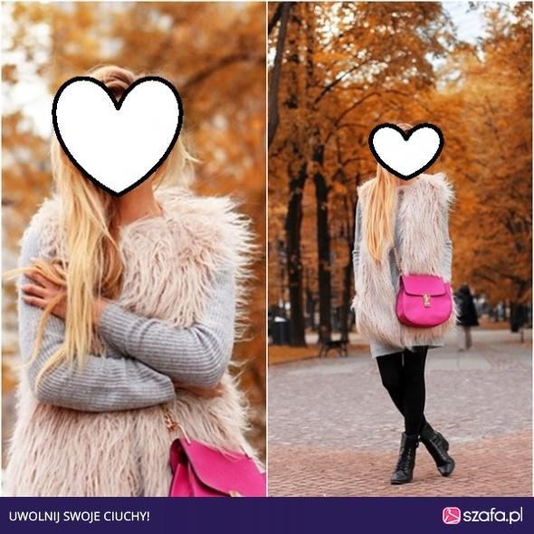 Codzienne Jesienna stylizacja