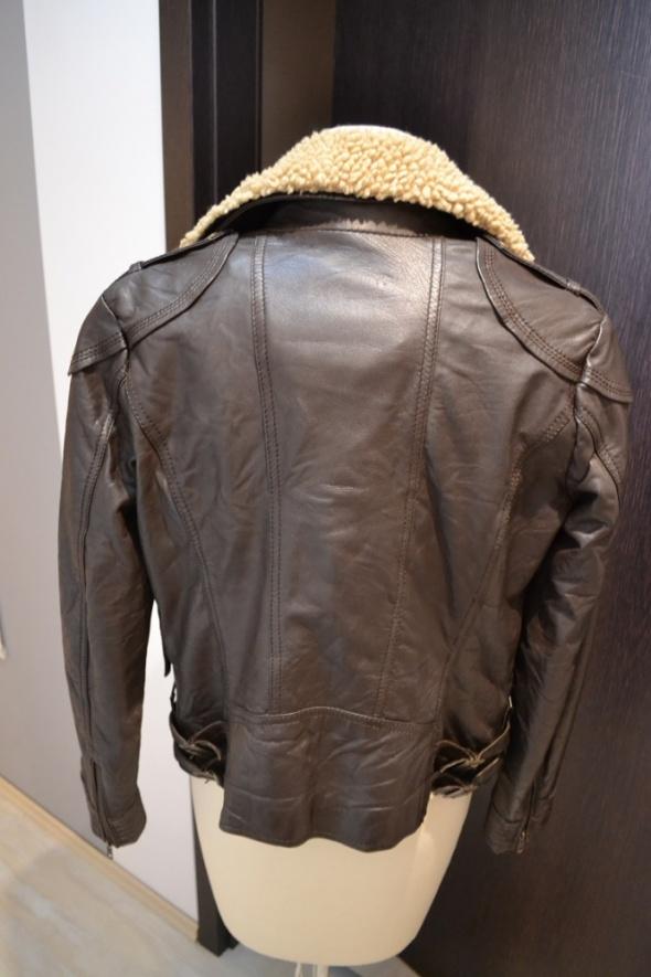 Odzież wierzchnia Kurtka skórzana PEPE JEANS LONDON model Elora
