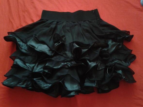 Spódnice Niepowtarzalna spódnica falbany r 38