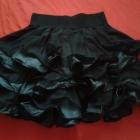 Niepowtarzalna spódnica falbany r 38