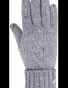 Szare rękawiczki...