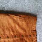 Spodnica H&M zamsz