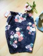 Spódnica kwiaty floral