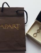 Zawieszka srebrna firmy APART walentynki prezent...
