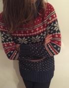 Ciepły sweter firmy Mikos