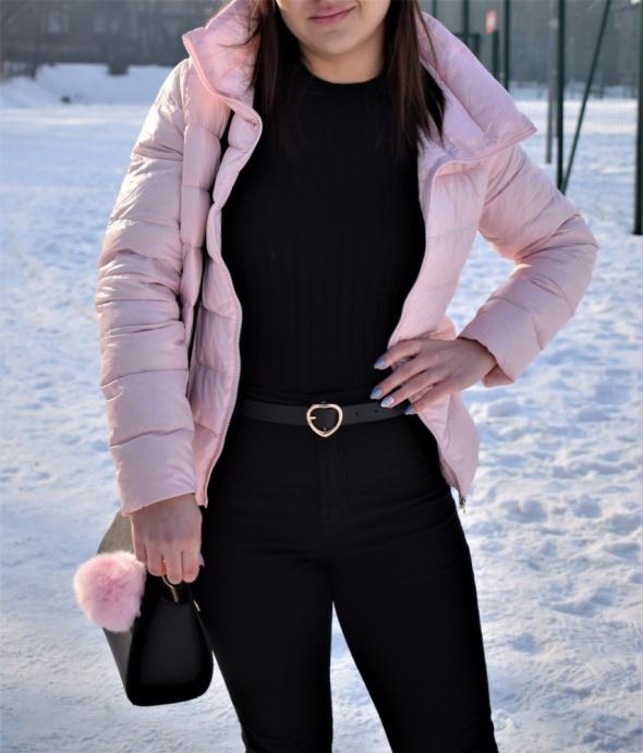 Codzienne Pudrowa puchówka kurtka na zimę