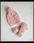 Sinsay komplet czapka rękawiczki nowy...