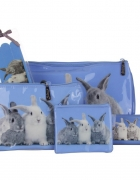 Kosmetyczka trzy króliki