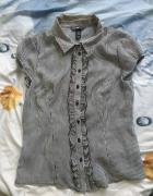 koszula mgiełka H&M w paseczki