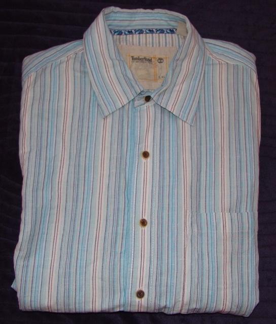 Koszule Koszula Timberland L len
