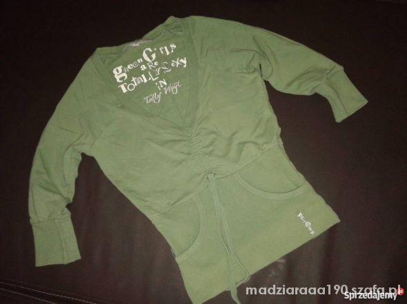 Bluzki bluzka TALLY WEIJL rozmiar XS