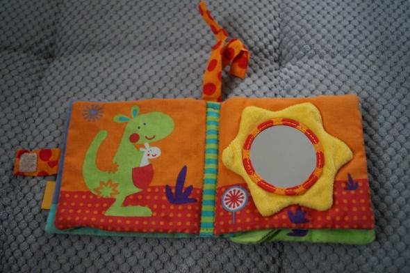 Zabawki Miękka książeczka