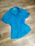 Niebieska bluzeczka marki Bhs M 38 lub S