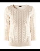 Sweter warkocz SZUKAM