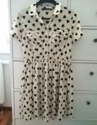 Atmosphere sukienka w serduszka