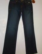 APPLE BOTTOMS spodnie jeansy 38 40 S M NOWE