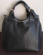 Torebka shopper bag z ćwiekami