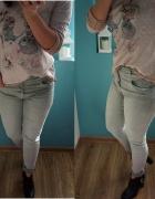 spodnie lexxury mieta