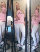 Cukierkowo Princess Pink Wiosna