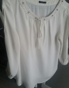 Mohito koszula biała mgiełka