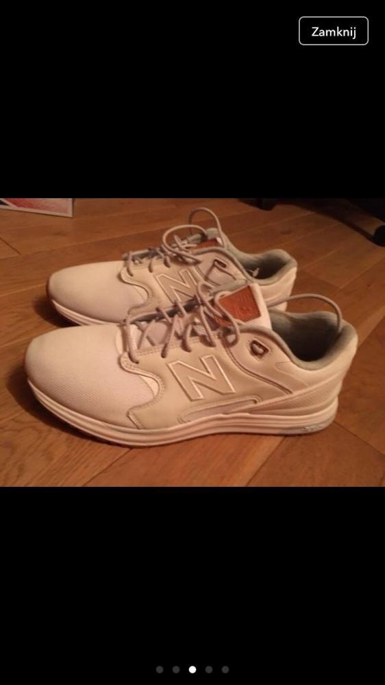 Sportowe sportowe buty new balance męskie nowe