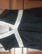 karnawałowa elegancka bluzka...