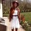Wiosenna stylizacja z botkami z Zary