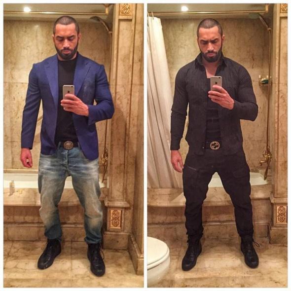 Blogerek męska stylizacja która lepsza