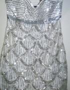 cudowna sukienka lipsy london piękna must have...