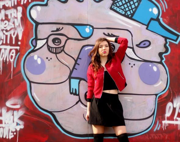 Blogerek Miejska stylizacja