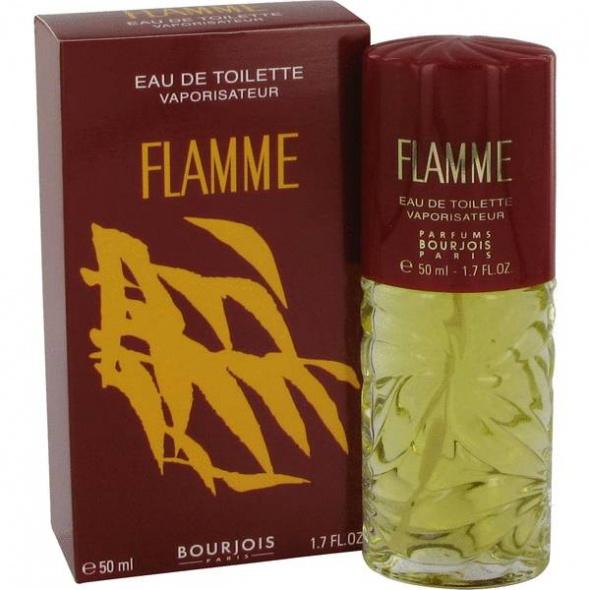FLAMME Bourjois...