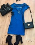 Błękitna sukienka