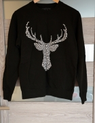 carna bluza z jeleniem ML
