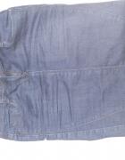 Ołówkowa jeansowa spódniczka Orsay S M