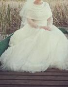Piękna Koronkowa suknia...