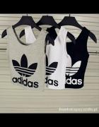 koszulka top adidas