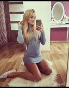 Obcisła sukienka