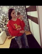 Bluza Bambi Czerwona