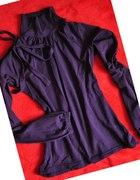 CLICK bluzka z kokarda bufkiCUDO Rozm S...