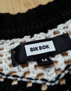 Ażurowy Sweter BIK BOK Jak nowy HIT...