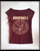 H&M Ramones top S 36